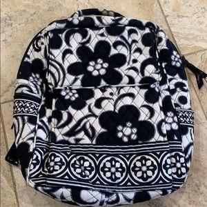 Vera Bradley Floral Print Backpack